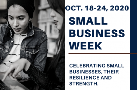 BDC: Small Business Week 2020  How government grants and incentives can help Startups and SMEs move forward in uncertain times.